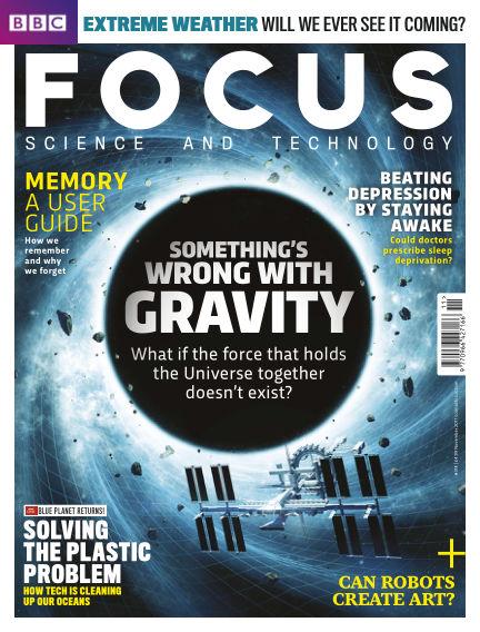BBC Science Focus October 12, 2017 00:00