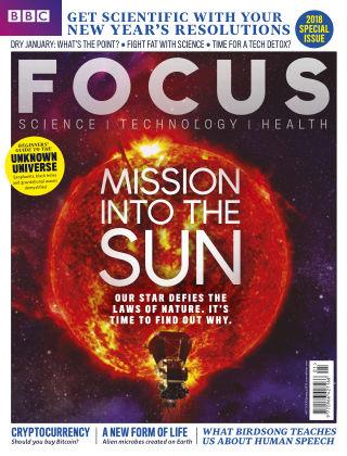 BBC Science Focus January 2018