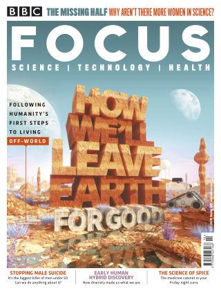 BBC Science Focus October2018