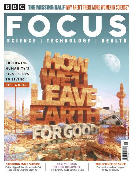 BBC Science Focus September 19, 2018 00:00