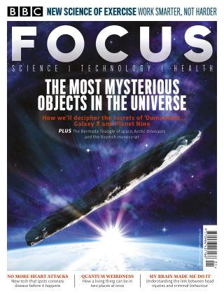 BBC Science Focus January2019