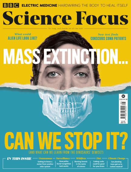BBC Science Focus August 07, 2019 00:00