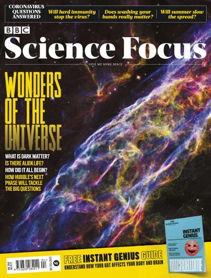 BBC Science Focus April 08, 2020 00:00