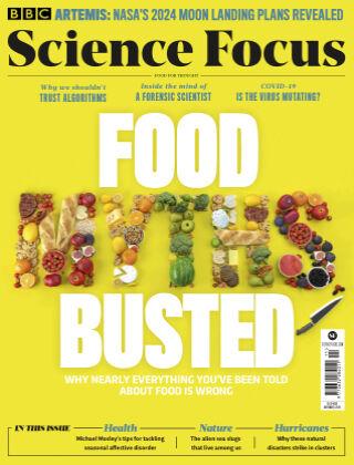 BBC Science Focus November2020