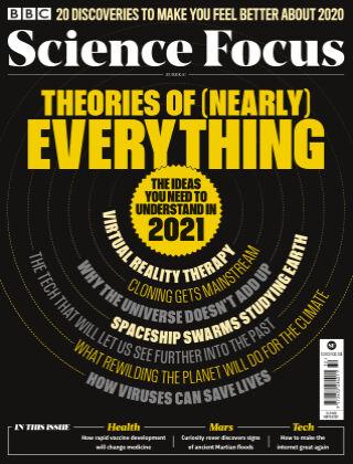 BBC Science Focus NewYear2020