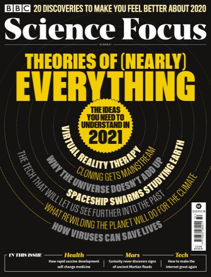 BBC Science Focus December 23, 2020 00:00