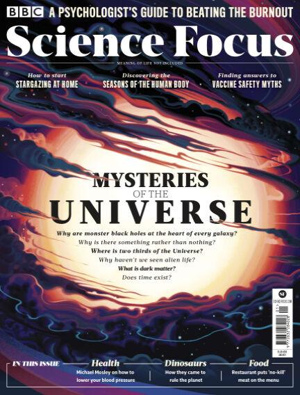BBC Science Focus January 20, 2021 00:00