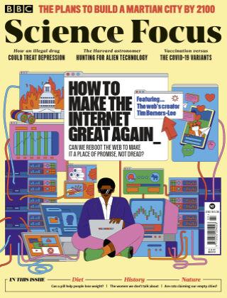 BBC Science Focus March2021