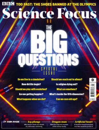 BBC Science Focus Summer2021