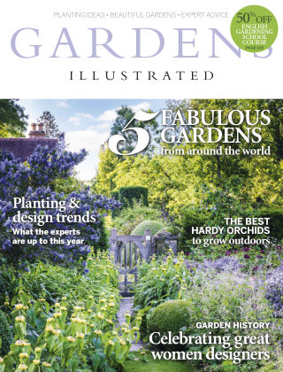 Gardens Illustrated Jan 2015