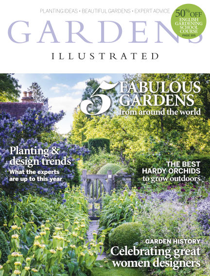 Gardens Illustrated December 19, 2014 00:00