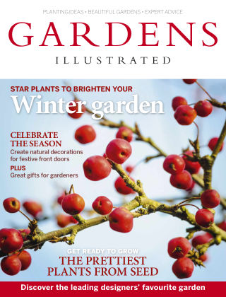 Gardens Illustrated Dec 2014
