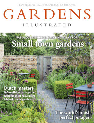 Gardens Illustrated Aug 2015