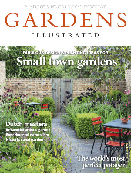 Gardens Illustrated July 24, 2015 00:00