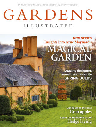 Gardens Illustrated Oct 2015