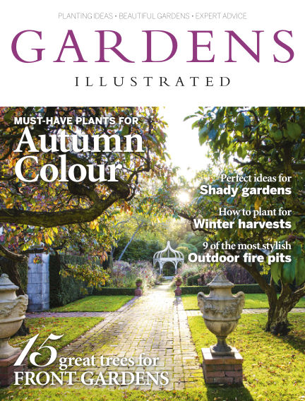 Gardens Illustrated October 16, 2015 00:00