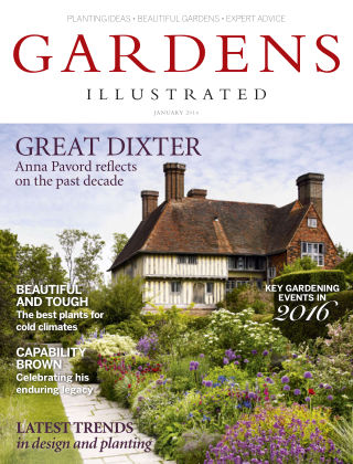 Gardens Illustrated Jan 2016