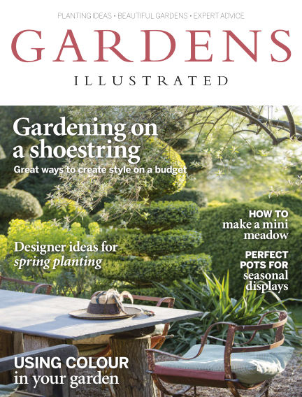 Gardens Illustrated March 02, 2016 00:00