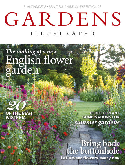 Gardens Illustrated May 26, 2016 00:00