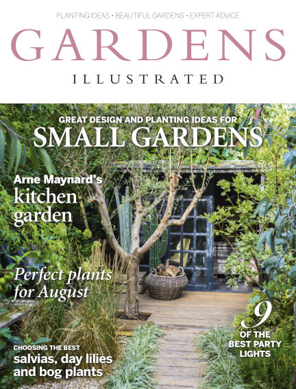Gardens Illustrated July 21, 2016 00:00