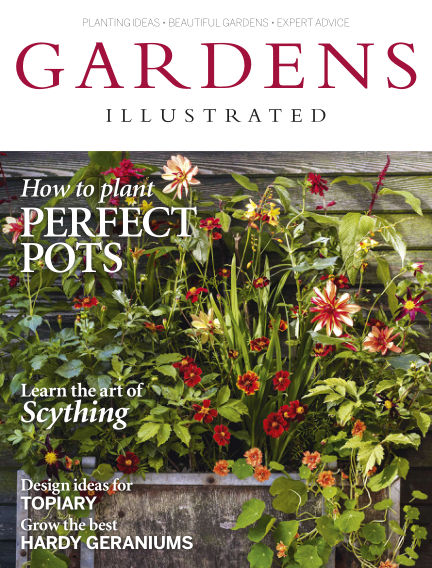 Gardens Illustrated August 18, 2016 00:00