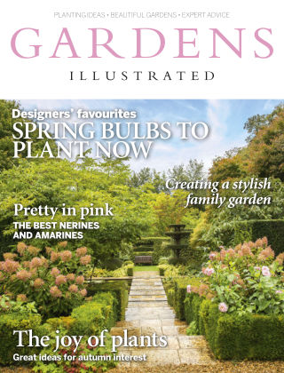 Gardens Illustrated Oct 2016