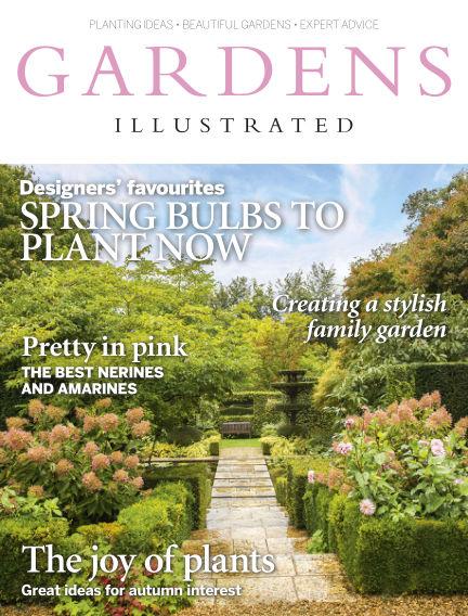 Gardens Illustrated September 15, 2016 00:00