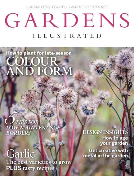 Gardens Illustrated October 13, 2016 00:00