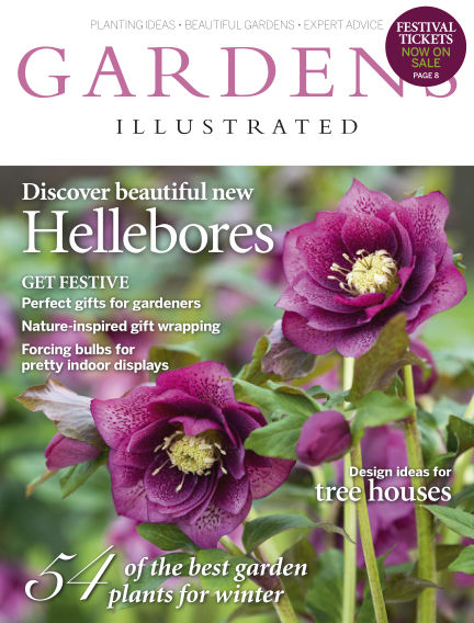 Gardens Illustrated November 10, 2016 00:00