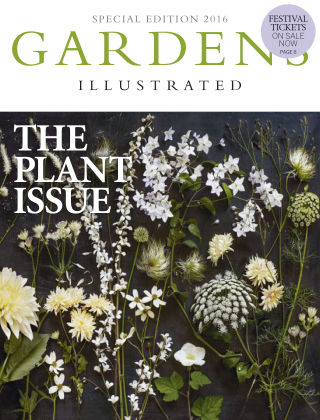 Gardens Illustrated Spe 2016