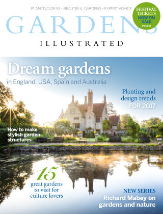 Gardens Illustrated Jan 2017