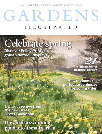 Gardens Illustrated March 02, 2017 00:00