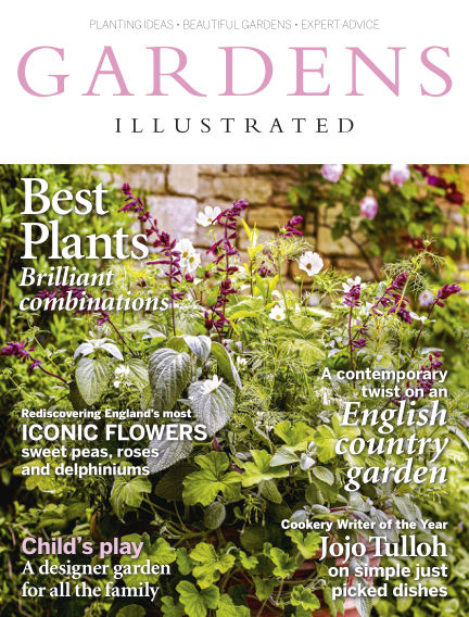 Gardens Illustrated June 22, 2017 00:00