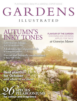 Gardens Illustrated October 2017