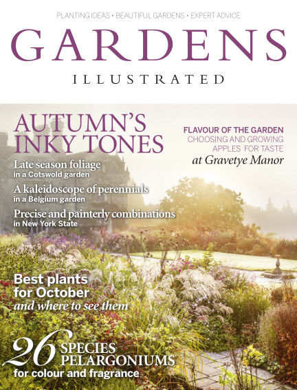 Gardens Illustrated September 14, 2017 00:00
