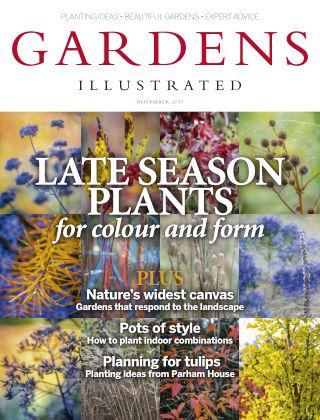 Gardens Illustrated November 2017