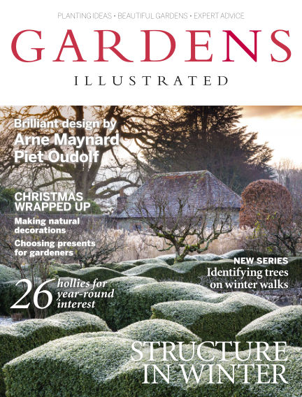 Gardens Illustrated November 09, 2017 00:00