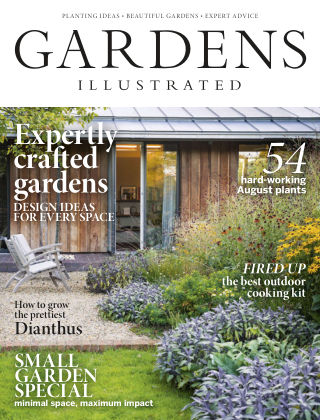 Gardens Illustrated August 2018