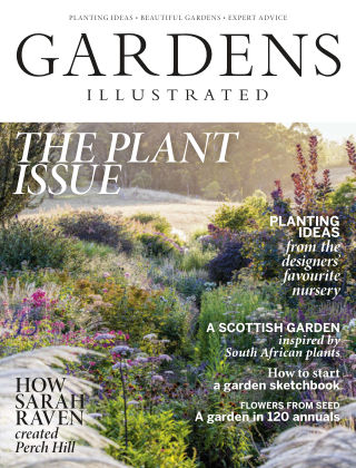 Gardens Illustrated Christmas 2018