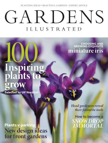 Gardens Illustrated February 05, 2019 00:00
