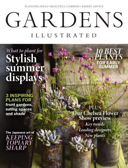 Gardens Illustrated April 30, 2019 00:00