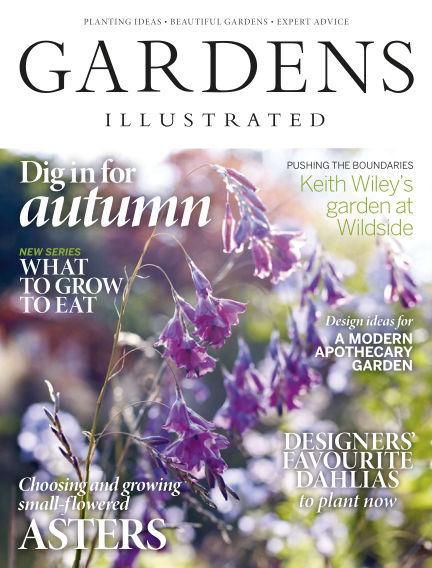 Gardens Illustrated September 17, 2019 00:00