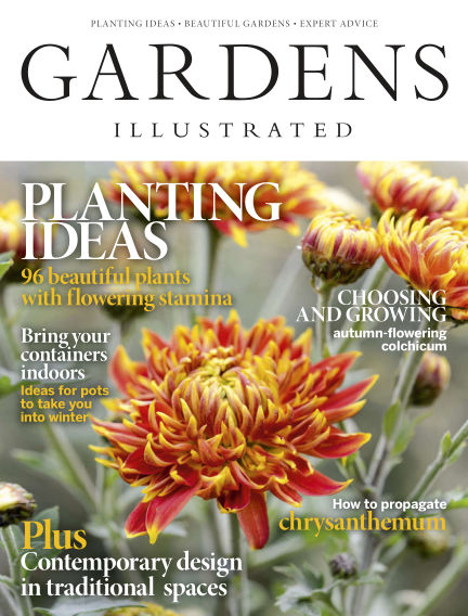 Gardens Illustrated October 15, 2019 00:00