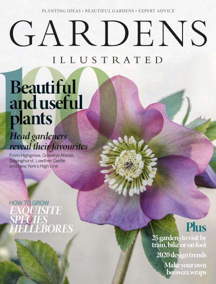 Gardens Illustrated January 03, 2020 00:00
