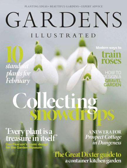 Gardens Illustrated February 04, 2020 00:00
