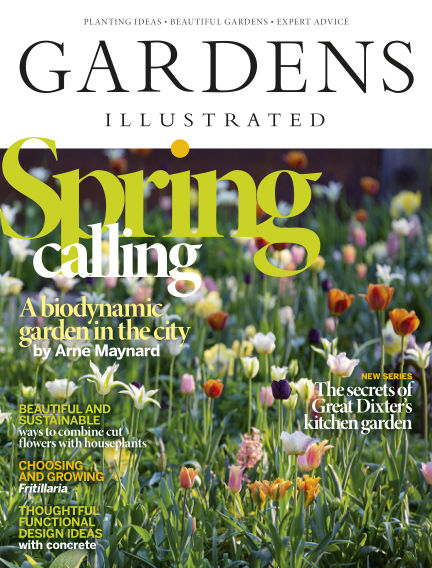 Gardens Illustrated April 01, 2020 00:00
