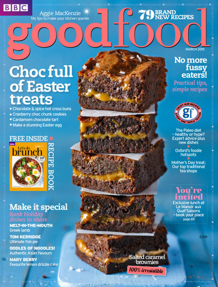 BBC Good Food March 04, 2015 00:00