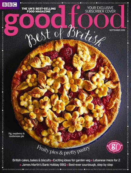 BBC Good Food August 28, 2015 00:00