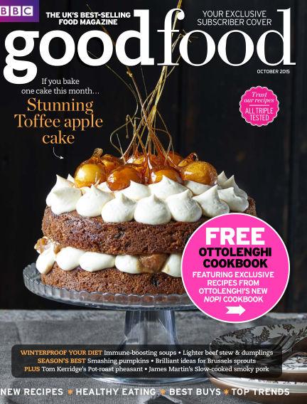 BBC Good Food September 30, 2015 00:00