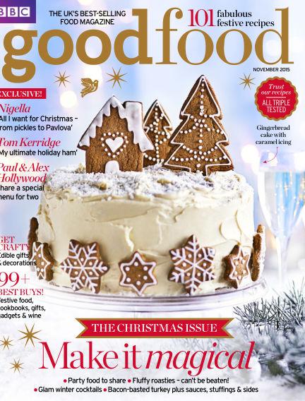 BBC Good Food October 30, 2015 00:00